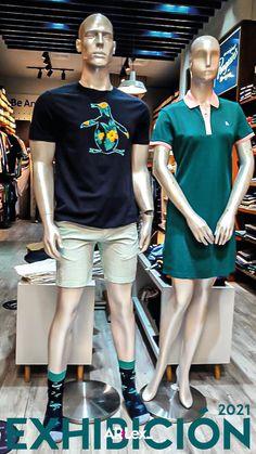 Maniquíes Penguin año 2021. #ArtLex_ #ArtlexFont #visualmerchandising Visual Merchandising, Mens Tops, T Shirt, Dresses, Fashion, Supreme T Shirt, Vestidos, Moda, Tee Shirt