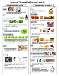 Your hormones are making you fat - here are the foods that switch on your fat burning machine Credit Dr Berg