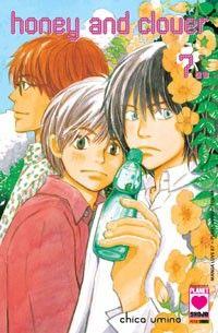 Honey and Clover, Vol. 7 by Chica Umino Manga Art, Manga Anime, Honey And Clover, Viz Media, Manga Collection, Manga Covers, William Wordsworth, Journey, Graphic Novels
