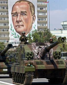 Γιατί ο στρατός της Τουρκίας δεν είναι αυτό που ήτανε