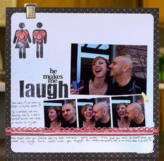 10 ideas for #scrapbooking relationships via #paperclipping