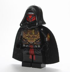 LEGO Star Wars Darth Vader minifigure minifig Sith Lord