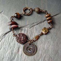 ..delicate & handmade bracelet! #handmade #formysweetdaughter #mothersday