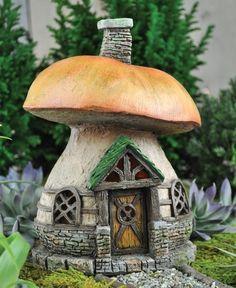 Fairy House - Mushroom