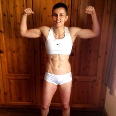 Client Catherine at the end of her Diet Plan. More info at weddingdietplan.co.uk