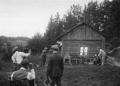Early Days of Finnish Filmmaking  Murtovarkaus  1926, Kansallinenaudiovisuaalinenarkisto