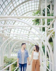 Danielle Rossi Photography  Ensaio jardim botânico Curitiba