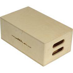 "Matthews Apple Box Full - 20 x 12 x 8"" (51 x 30.5 x 20.3 cm)"