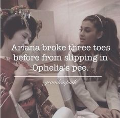 but sorry arinna Ariana Grande Quotes, Ariana Grande Singing, Ariana Grande Facts, Just Love, Love Her, Iced Mocha, 27 Years Old, Funny Video Memes, Dangerous Woman