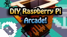 Learn how to make an Arcade Cabinet using a Raspberry Pi. This video will walk you through the steps of creating an Arcade Machine from scratch. PiMame http:...