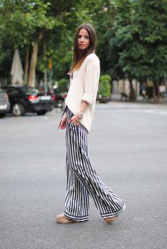 EstiloDF » ¡Los 5 pantalones palazzo que debes tener este otoño!
