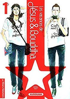 Vacances de Jésus et Bouddha (les) Vol.1 - Manga - 6,80€