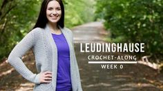 This post contains affiliate links Welcome to the Leudinghause Crochet-Along!
