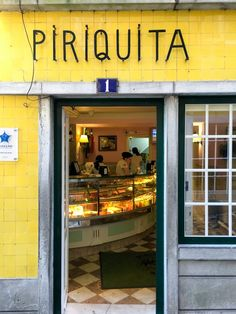 Piriquita in Sintra, Portugal | The best day trip from Lisbon