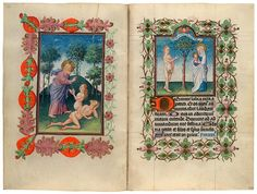 Katharina van Kleef Getijdenboek