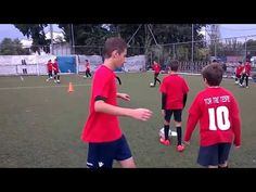 When you participate in soccer training, you will find that you are introduced to many different types of methods of play. One of the most important aspects of your soccer training regime is learning the basics of kicking the soccer b Soccer Drills For Kids, Football Drills, Soccer Practice, Soccer Skills, Soccer Tips, Kids Soccer, Shin Splints, Soccer Training, Kicks
