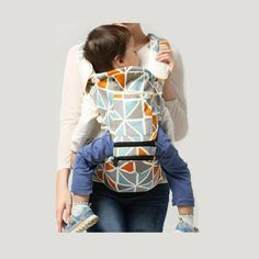 Baby Carrier Ergonomic All Carry Positions