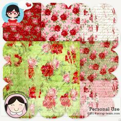 Papers - Shabby 2014 by Fa Maura
