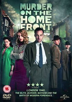 Murder on the Home Front [DVD] [2013]: Amazon.co.uk: Tamzin Merchant, Richard Bremmer, James Fleet, Geoffrey Sax: Film & TV