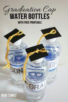 Agua graduados