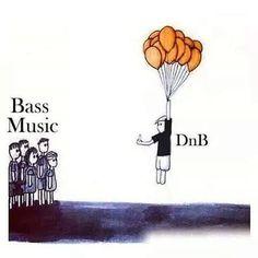 Image via We Heart It #dnb #d&b #drumandbass