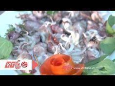 Mực hấp muối: Món ngon dễ làm | VTC - YouTube