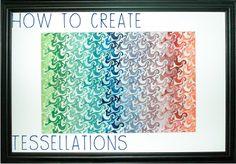 KRE'ATIV77: Tessellations