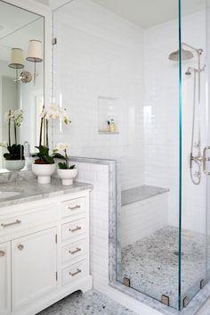 80+ stunning bathroom shower tile ideas (1)