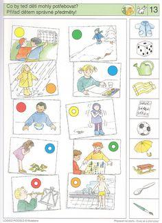 LOGICO PICCOLO | Logické myšlení | Dívej se a přemýšlej | Didaktické pomůcky a hračky - AMOSEK