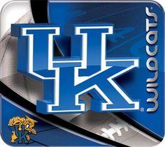 Kentucky Wildcats Sublimated Coasters Set