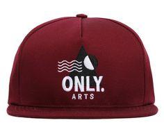 Arts Snapback Cap by ONLY NY