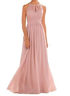 Dressyu Maxi Chiffon Lace Women Party Prom Dresses Brides... https://www.amazon.com/dp/B01KA05L5I/ref=cm_sw_r_pi_dp_x_oUrGybKEN9F7J