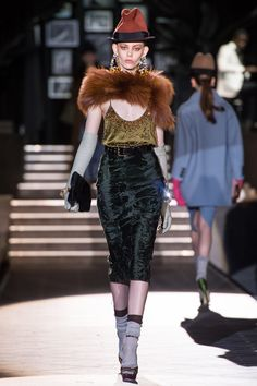 Dsquared² Fall 2013 Ready-to-Wear Fashion Show Collection