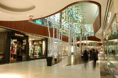 the Natick Mall is fancyl Love! Natick Mall, Mill Work, Midnight City, Ceiling Beams, Shopping Mall, Green Leaves, Birch, Boston, Industrial
