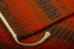 "Weave a Scandinavian-inspired rug in ""Krokbragd"""