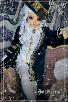 MD000125 - Blue Duke [Dark Dynasty] [MD000125] - $99.90 : DollHeart