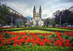 Guimarães, onde nasceu Portugal