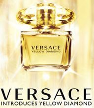 """Click """"Like"""" on the Versace Yellow Diamond Facebook page to get a free sample Versace Yellow Diamond Fragrace."""