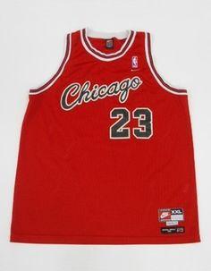 e7b38ded46e Size Large Michel Jordan Nike throwback Jersey.