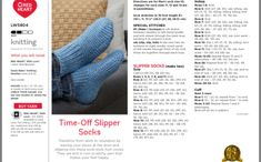 Discover recipes, home ideas, style inspiration and other ideas to try. Free Knitting Patterns Uk, Knitting Paterns, Knitting Videos, Knitting Designs, Knitting Projects, Crochet Projects, Knit Slippers Free Pattern, Crochet Socks, Knitted Slippers