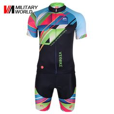 Man Women Breathable Racing Cycling Jersey Sets Summer Mountain Road Bicycle Shorts Shirts Clothing Sportwear Bike Clothes