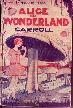 Alice in Wonderland: Centenary Edition. Original Lewis Carroll story, 1932. Illustrations by Hume Henderson.