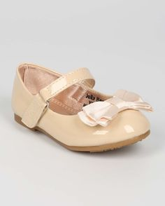 New-Girl-Jelly-Beans-Wirona-Patent-Leatherette-Bow-Mary-Jane-Flat