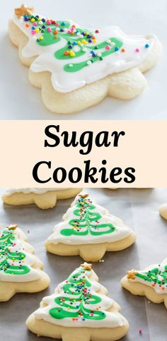 Simple Sugar Cookie Recipe perfect for cut-out cookies with no refrigeration required. Our recipe makes a soft cookie that's sturdy enough for royal icing!Easy Royal Icing Recipe included! Easy Royal Icing Recipe, Soft Sugar Cookie Recipe, Soft Sugar Cookies, Best Sugar Cookie Recipe For Decorating, Simple Sugar Cookie Cutout Recipe, Soft Sugar Cookie Cut Out Recipe, Owl Cookies, Royal Icing Cookies, Easy Christmas Cookie Recipes