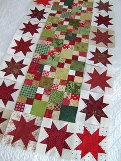 : Christmas Table Runners / Quilting Gallery