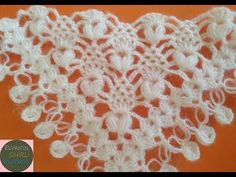 HAVUÇ MODELİ ŞAL YAPILIŞI / CARROT MODEL SHAWL CONSTRUCTION - YouTube Crochet Tunic Pattern, Crochet Diagram, Crochet Shawl, Crochet Doilies, Easy Crochet, Crochet Flowers, Crochet Stitches, Crochet Baby, Crochet Patterns