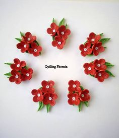 Quilling Dolls, Paper Quilling Earrings, Quilling Cards, Little Things, Paper Flowers, Quilling, Projects To Try