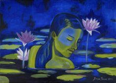 Raya Peura: Lummekylpy | Taidesivut.net