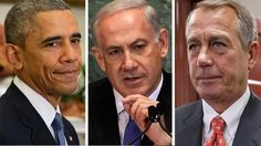 Anonymous White House goon threatens Netanyahu, says he will pay 'a price' for coming to the U.S. to address Congress without Obama's permission or involvement. If this Regime does, or enables, something to harm the Israeli people - and that is a real and horrifying possibility now - may the Lord have mercy upon the United States of America, because we're going to need it. The evil is ramping up, beware ...  https://www.facebook.com/pages/Bay-State-Conservative-News/232712126794242