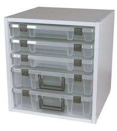 Includes instructions and all hardware necessary for easy assembly Accommodates the following boxes: 9000AB,9001AB,9007AB,9100AB,9101AB,Watercolor Box Interior has rows to handle a custom rail which a